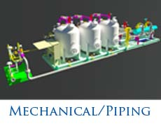 Venture Mechanical/Piping Projects
