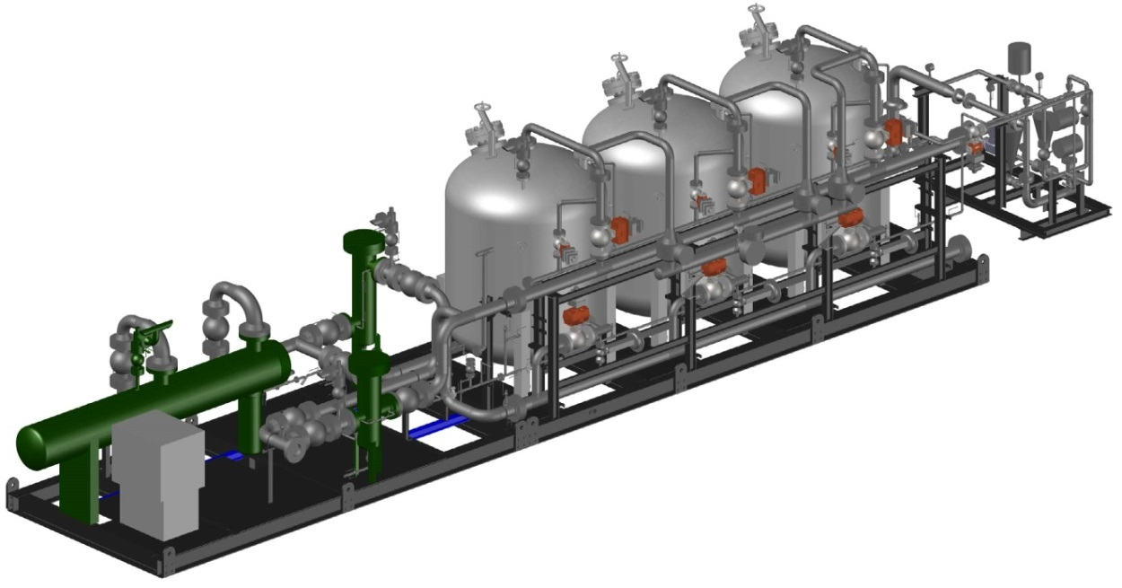 3D Process Design and Equipment Modeling Streamlined Through Smart